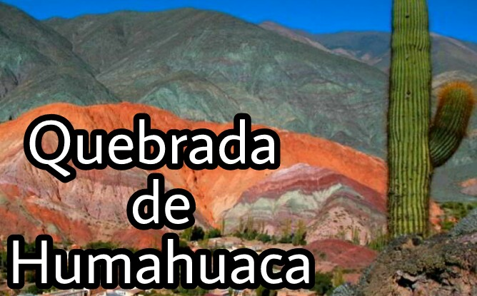 quebrada de humahuaca excursion