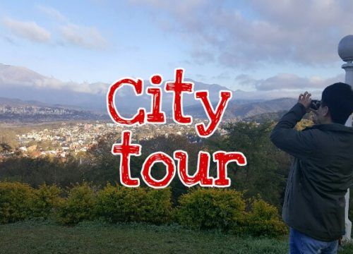 CITY TOUR EN JUJUY